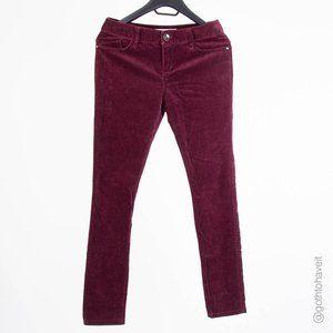 Bossini Velveteen Skinny Jeans